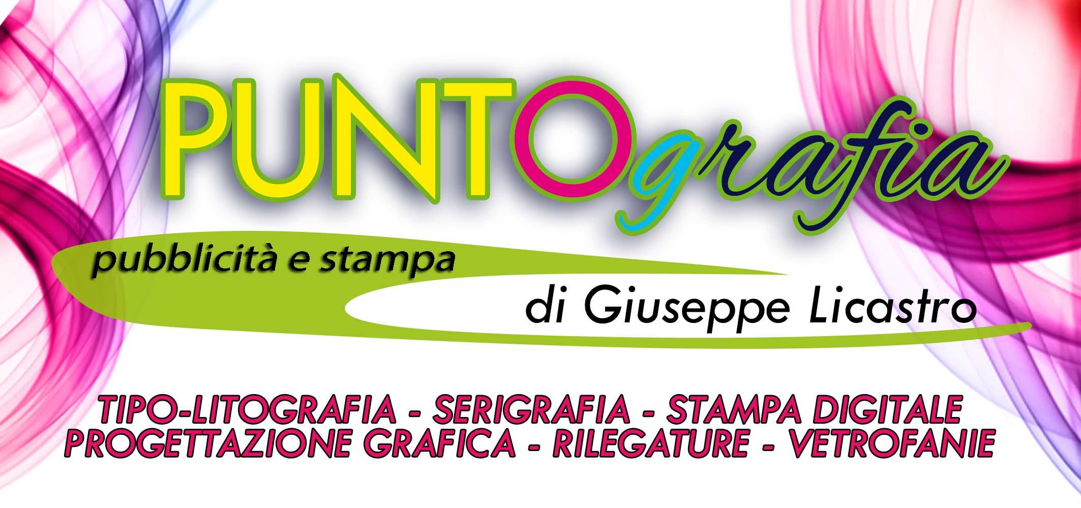 Logo Puntografia di Licastro Giuseppe