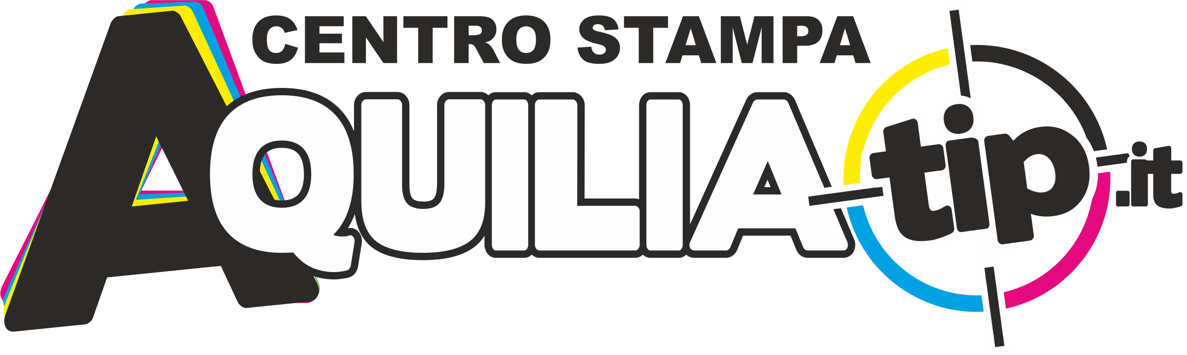 Logo aquilia tipolitografia di sciacca valerio