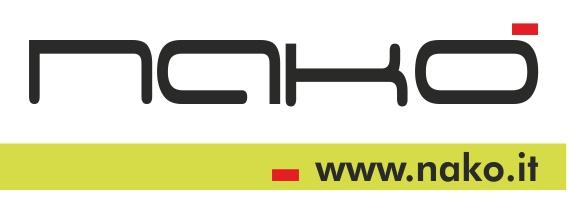 Logo NaKò Arti Grafiche di Nathascia Colombu