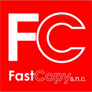 Logo FAST COPY SNC