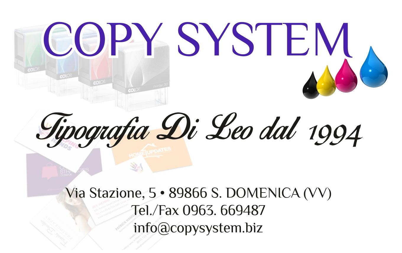 Logo COPY SYSTEM