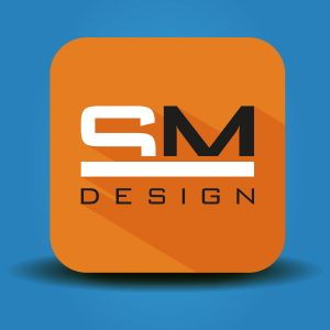 Logo SM design di Simone Martinotti