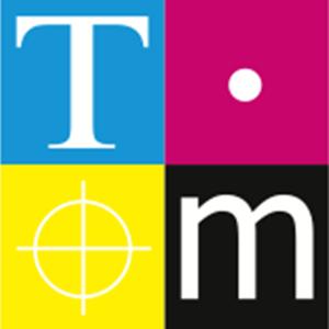 Logo tipografia moderna s.a.s. di poggi lido & c.