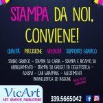 VicArt – Arti Grafiche Pubblicitarie