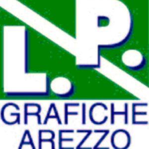 Logo l.p. grafiche s.n.c. di letizia luca & poponcini roberta