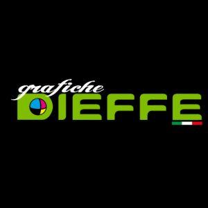 Logo Tipografia DIEFFE grafiche Milano