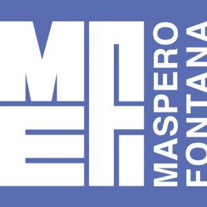 Logo arti grafiche maspero fontana & c. spa